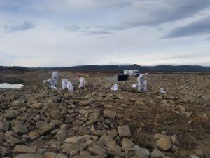 quitar amianto Huesca Provincia